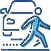 Инциденти с пешеходец